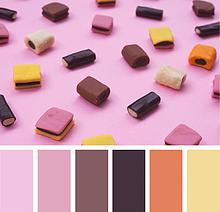 Estudio de colores